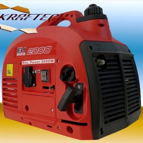 Swiss Kraft SK2000 Petrol Generator