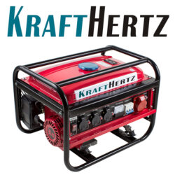 Kraft Hertz KH3000 Petrol Generator