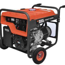 Black & Decker BD 4500 Petrol Generator