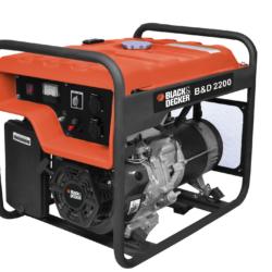 Black & Decker BD 2200 Petrol Generator