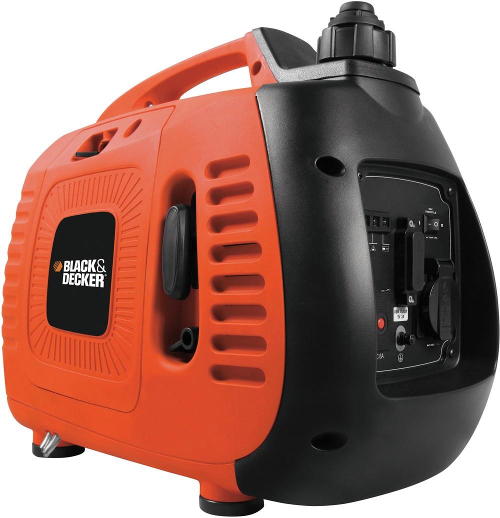 Black & Decker BD 1000S Petrol Generator