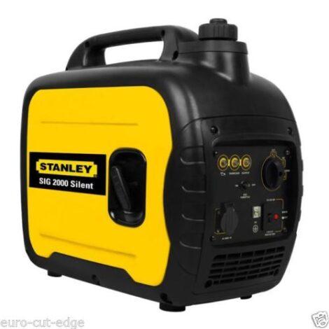 Stanley SIG 2000 I Petrol Generator