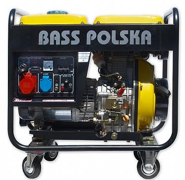 Bass Polska 7500 Diesel Generator
