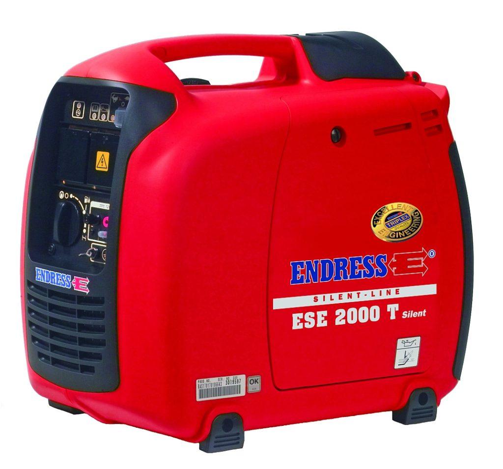 Endress ESE 2000 T Gas Generator