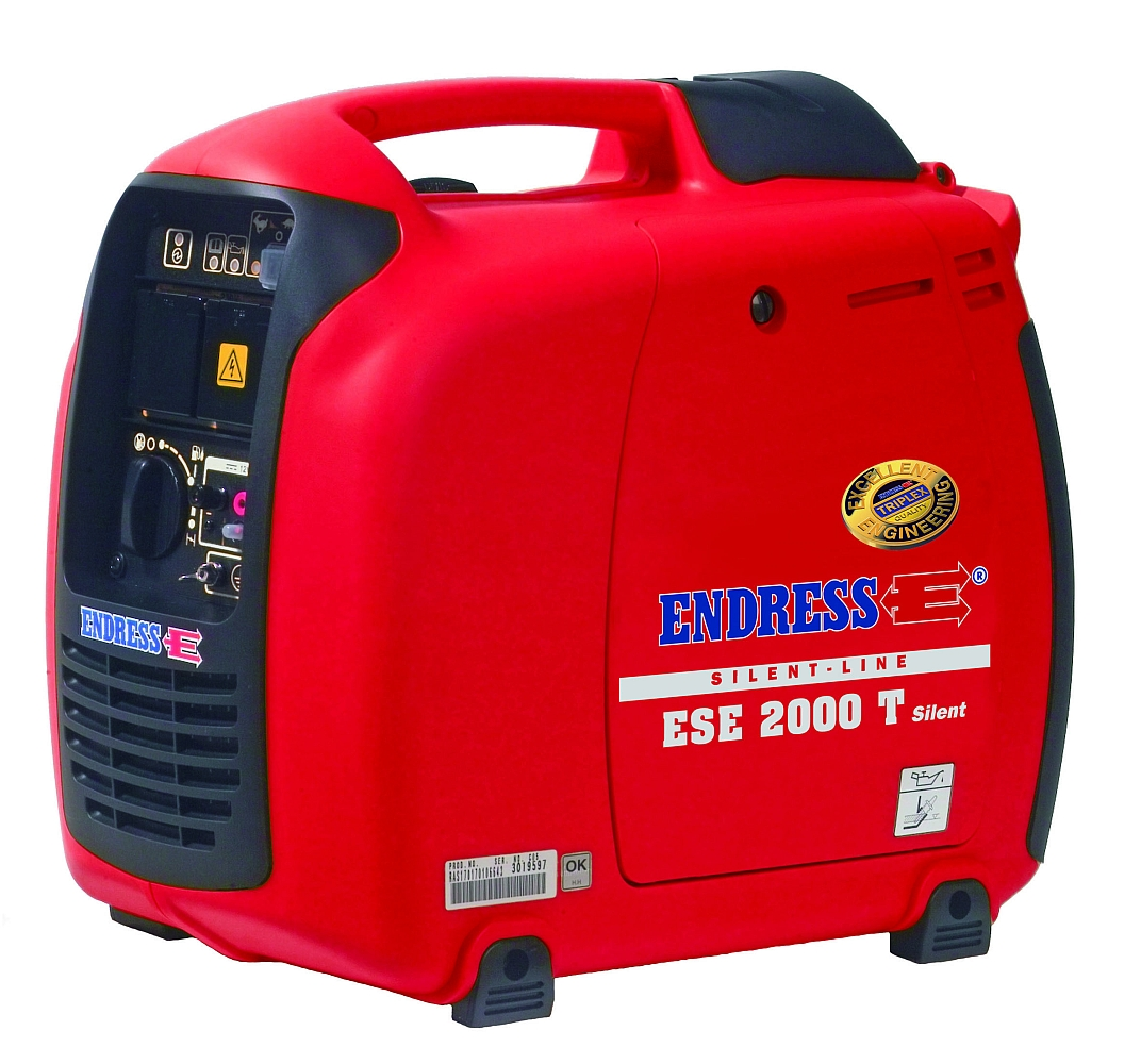 Endress ESE 2000 T Gas Generator
