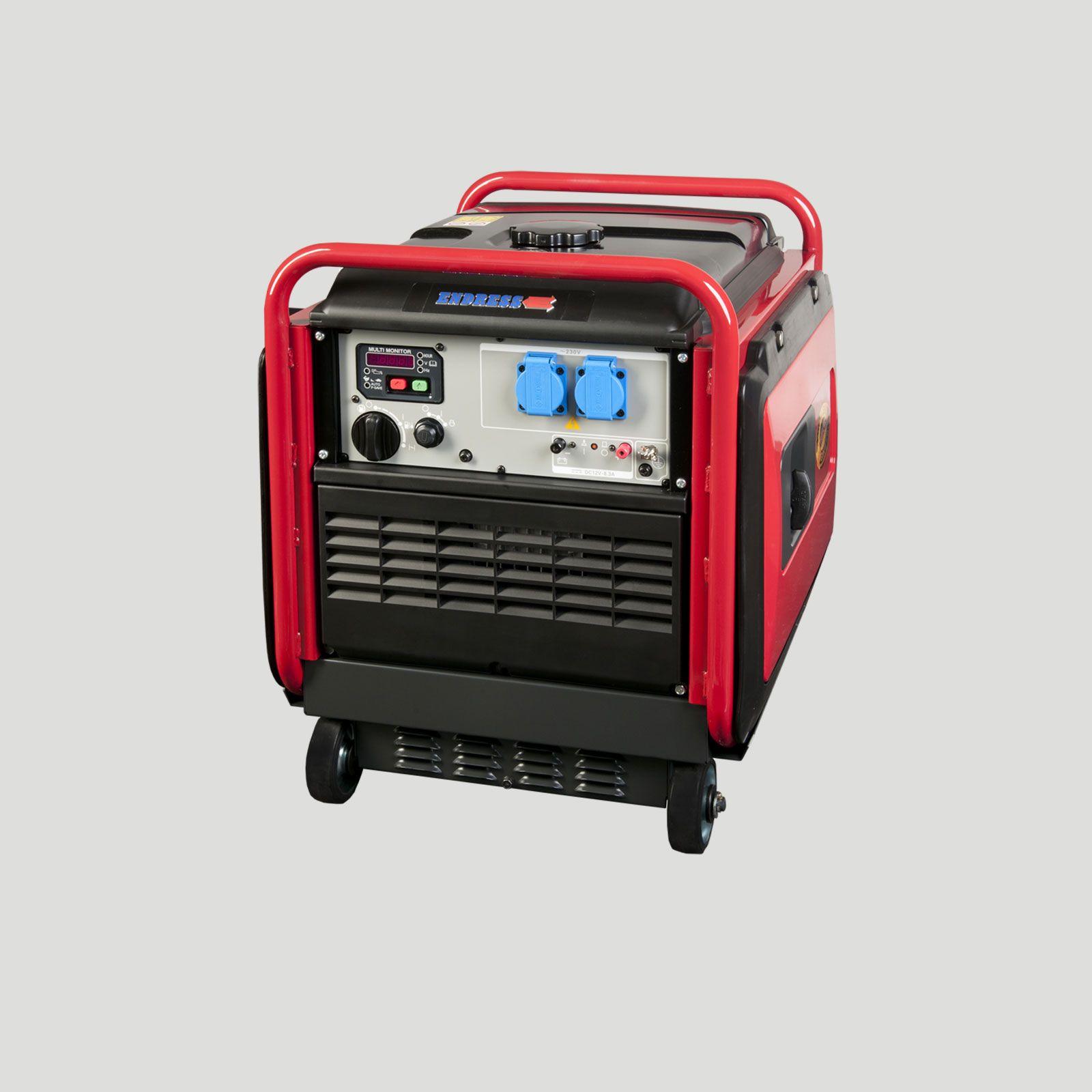 Endress ESE 4500 T Petrol Generator