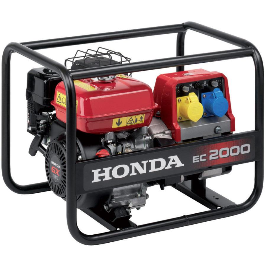 honda ec petrol generator ideal   power tools