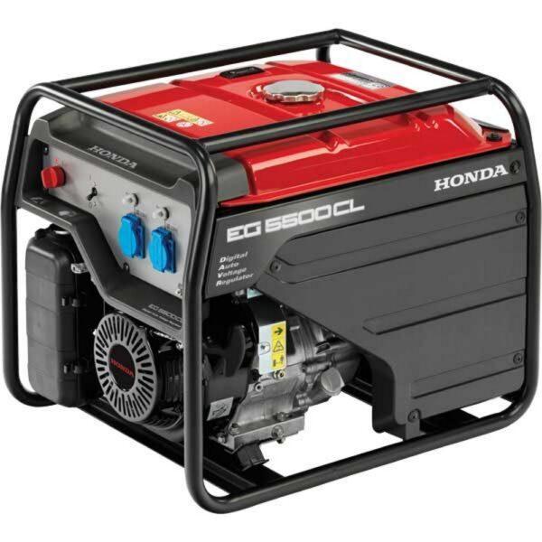 Honda EG5500 Petrol Generator