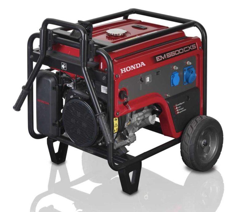 Honda EM5500S Petrol Generator