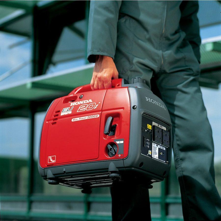 Super Honda EU20i Petrol Generator | Honda Ecothrottle SD45