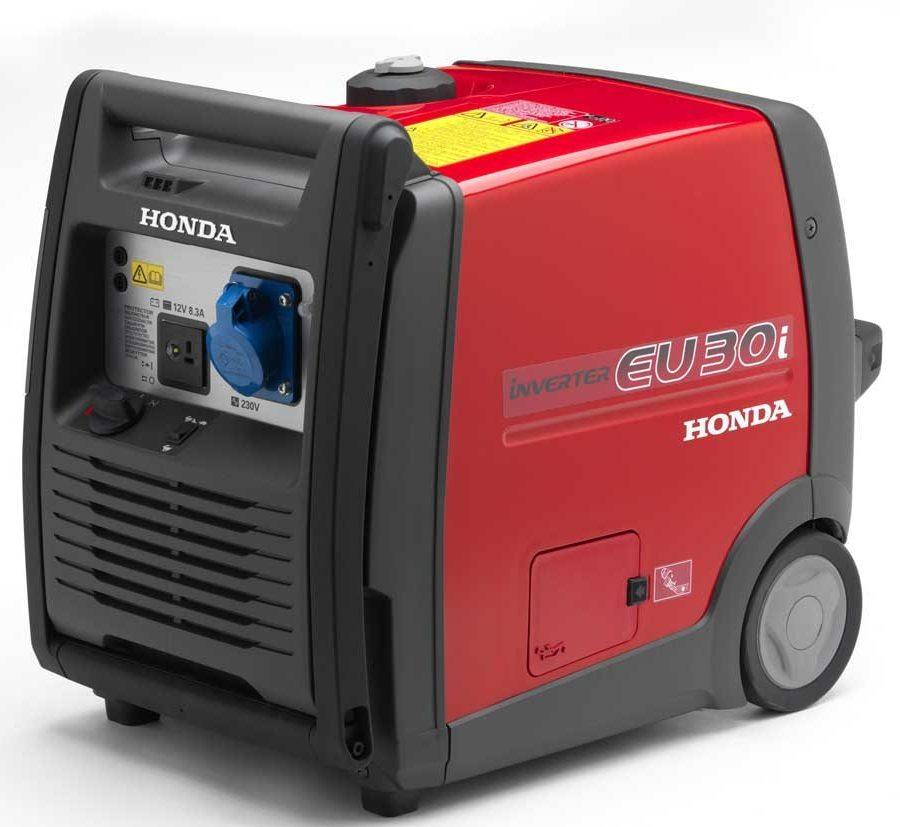 Honda EU30i Petrol Generator   Super Quiet Honda Generator