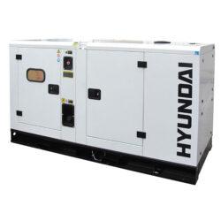 Hyundai DHY14KSE Diesel Generator | 1500rpm 14kVA Three Phase