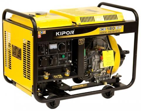 Kipor 180TW Welder Generator