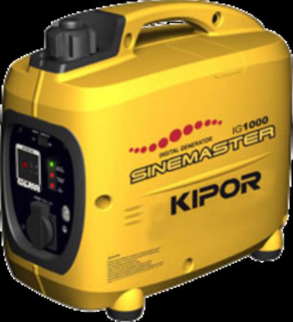Kipor IG1000P Petrol Generator | Kipor Suitcase Generators