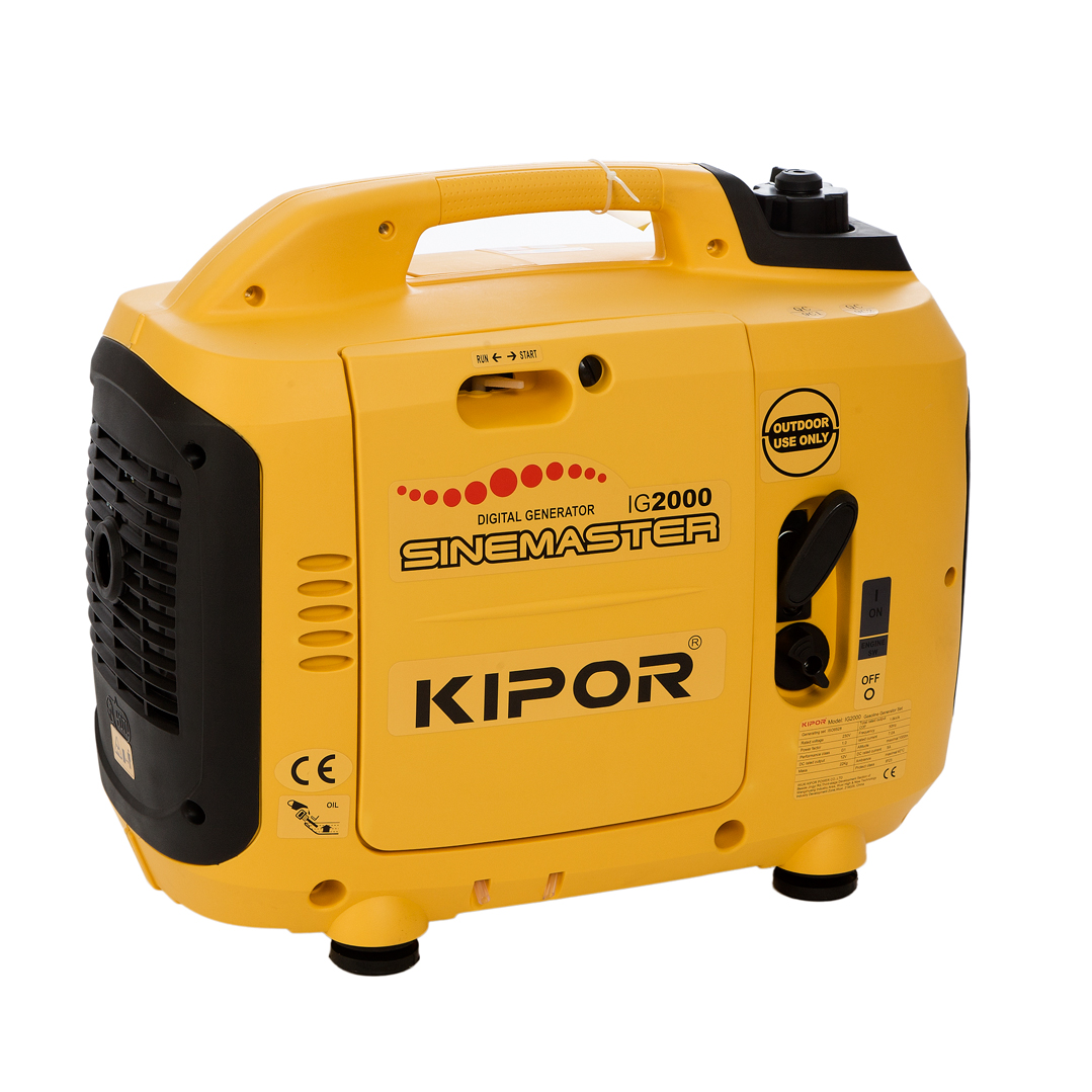 Kipor IG2600H Petrol Generator | Kipor Digital Generators