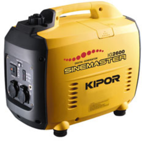 Kipor IG2600P Petrol Generator | Kipor Suticase Generators