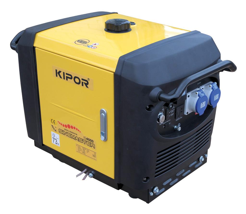 Kipor IG4000P Petrol Generator | Portable Kipor Generators