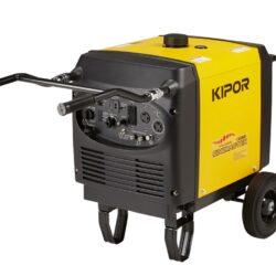 Kipor IG6000H Petrol Generator side wiew