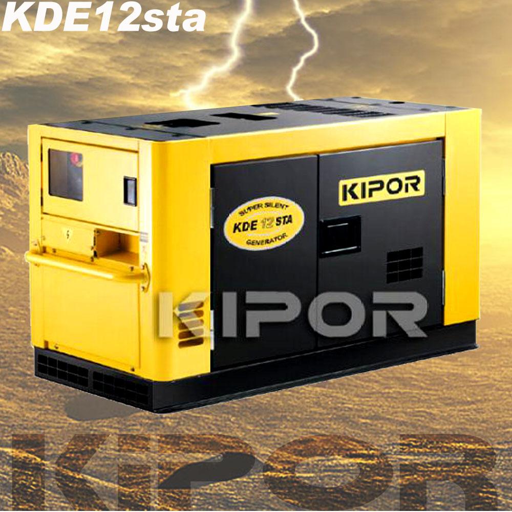 Kipor KDE 12STA Diesel Generator