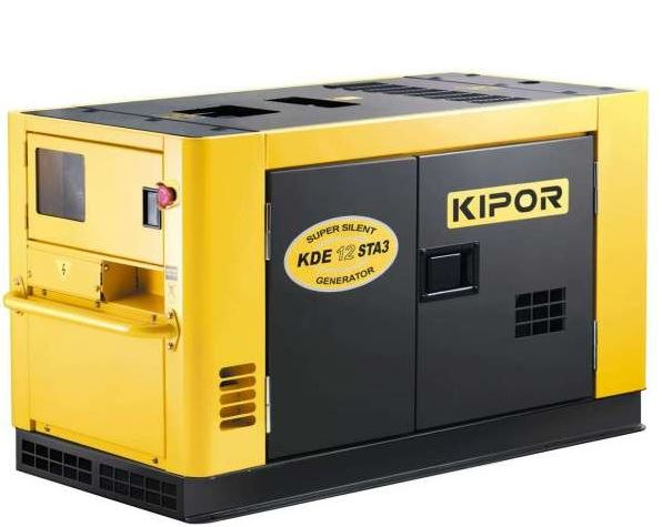 Kipor KDE 12STA3 Diesel Generator