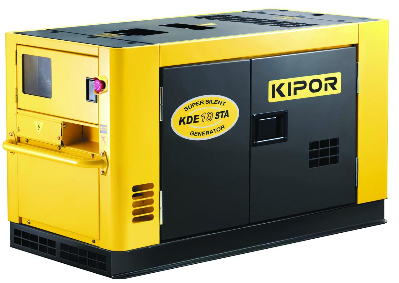 Kipor KDE 19STA Diesel Generator