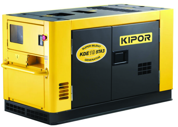 Kipor KDE 19STA3 Diesel Generator