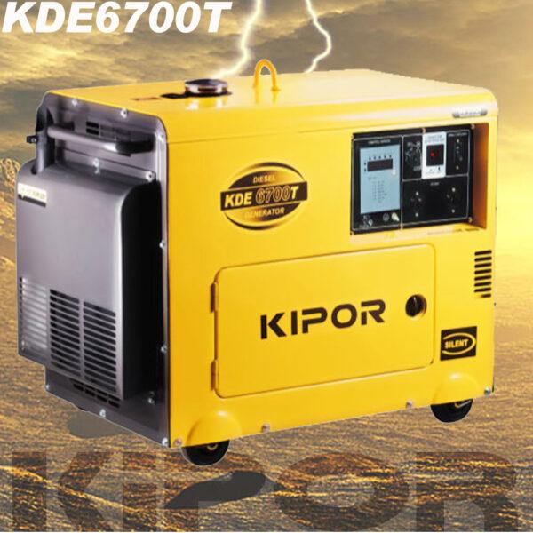 Kipor KDE 6700T Diesel Generator