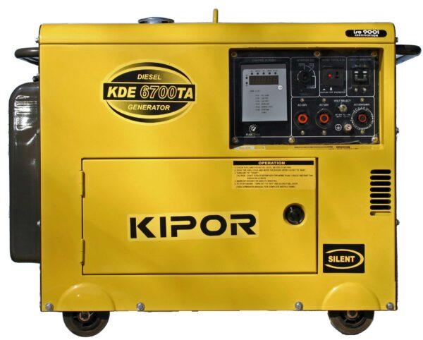 Kipor KDE 6700TA Diesel Generator