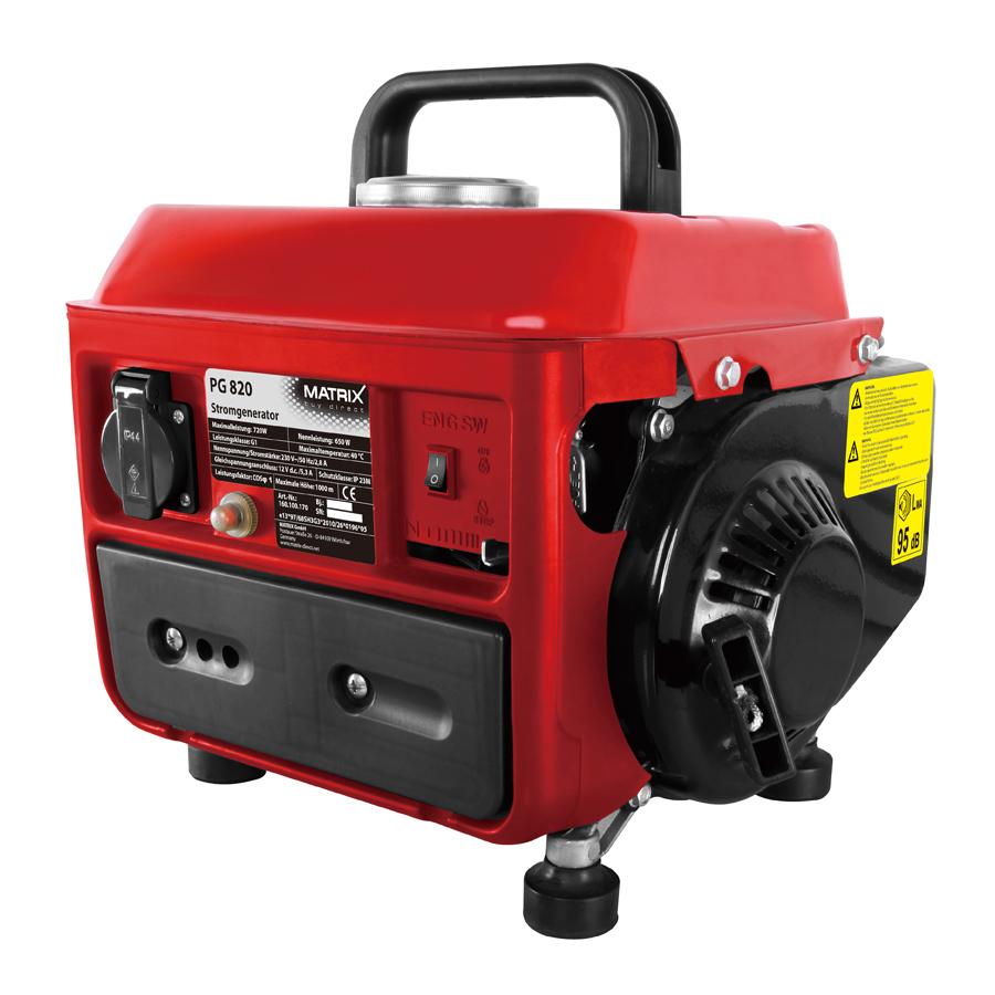 Matrix PG 820 Petrol Generator