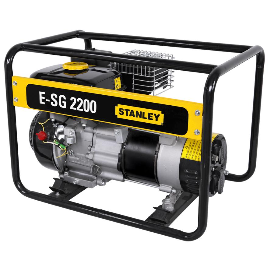 tanley E-SG 2200 Petrol Generator