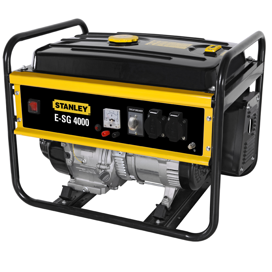 Stanley E-SG 4000 Petrol Generator | Portable Generator