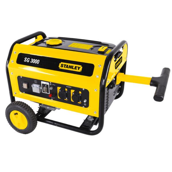 Stanley SG 3000 Petrol Generator | Lightweight Generator