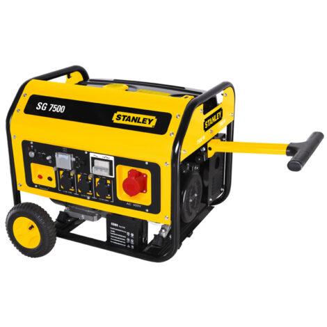 Stanley SG 7500 Petrol Generator