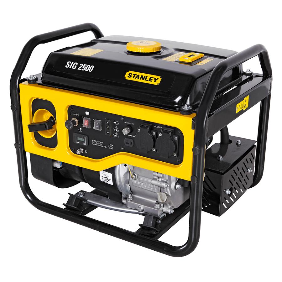 Stanley SIG 2500 Inverter Petrol Generator