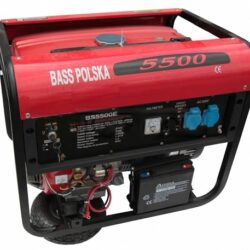 Bass Polska 5500 Diesel Generator