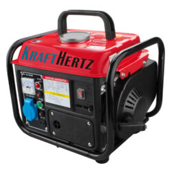 Kraft Hertz KH850 Petrol Generator | Lighweigth Generator