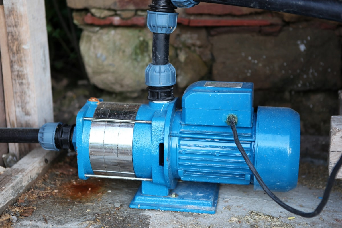 How Does An Electric Water Pump Work